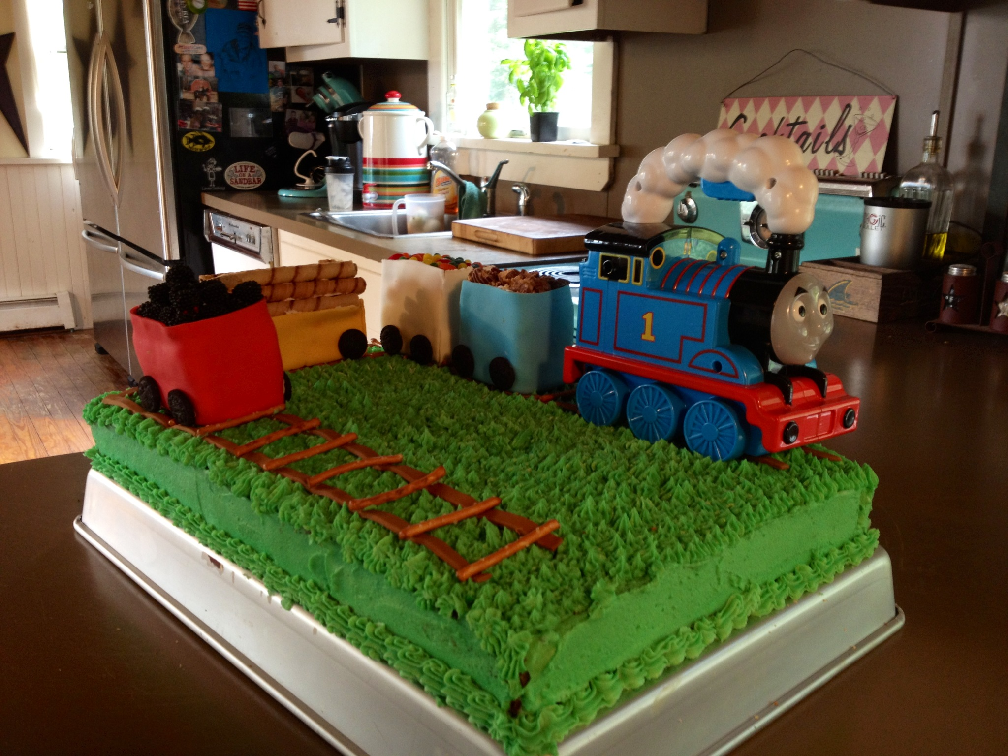 Thomas The Train Cake Pan